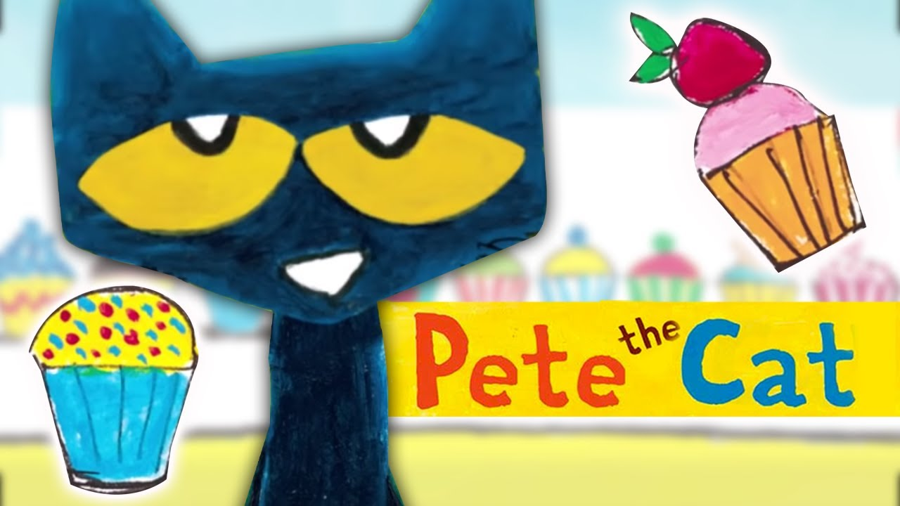 Pete The Cat Cupcakes Video