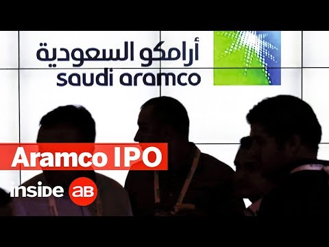 Why the Aramco IPO won't happen until 2019 at the earliest