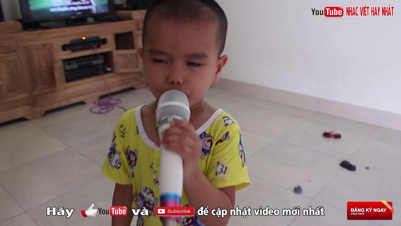 Bạn Tình Ơi - Bé trai 3 tuổi hát quan họ bắc ninh cực hot