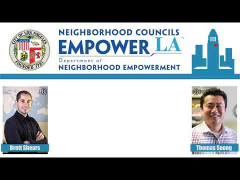 EmpowerLA Podcast ep1: Interview With Tom Soong
