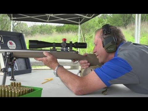 A Texas Adventure, Long-range Rifle Shooting | TEXAS OUTDOORS
