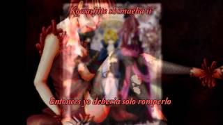 Imitation Black Luka x Rin x MEIKO Sub Español