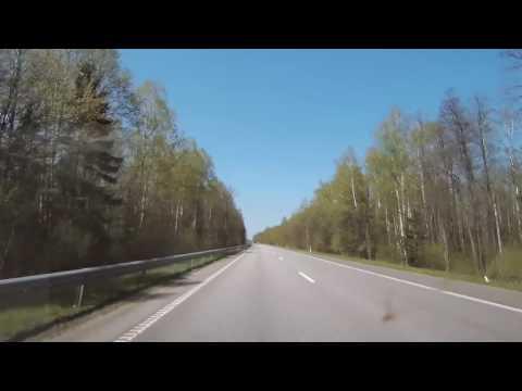 Road Trip: Vilnius - Klaipėda - Nida and back 1:20 (5x)