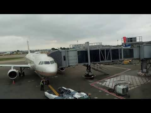 Etihad Airways at Belgrade Airport, Serbia
