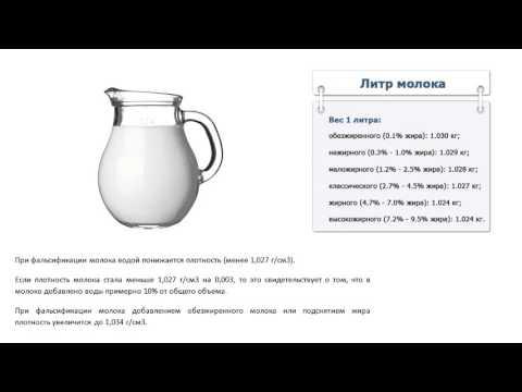 Как перевести литры в килограммы масло