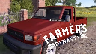 Farmers Dynasty IS HERE - Version 1.0 Playthrough Episode 10 - Residual Income
