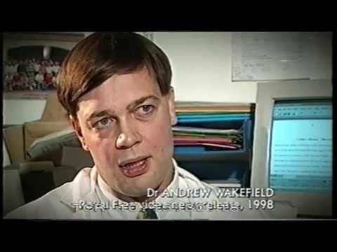 Brian Deer's 2004 film on Andrew Wakefield - full film