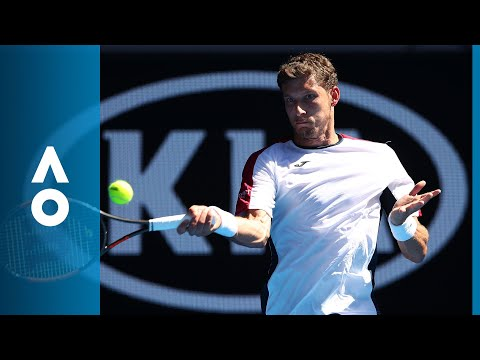 Pablo Carreno Busta v Gilles Muller match highlights (3R) | Australian Open 2018