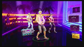 Dance Central 3: Stereo Love Easy Gameplay Walkthrough Xbox 360 HD