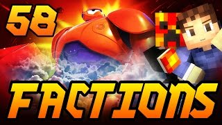 "Minecraft Factions ""MY CUSTOM TANK ARMOR!!"" Episode 58 Factions w/ Preston and Woofless!"