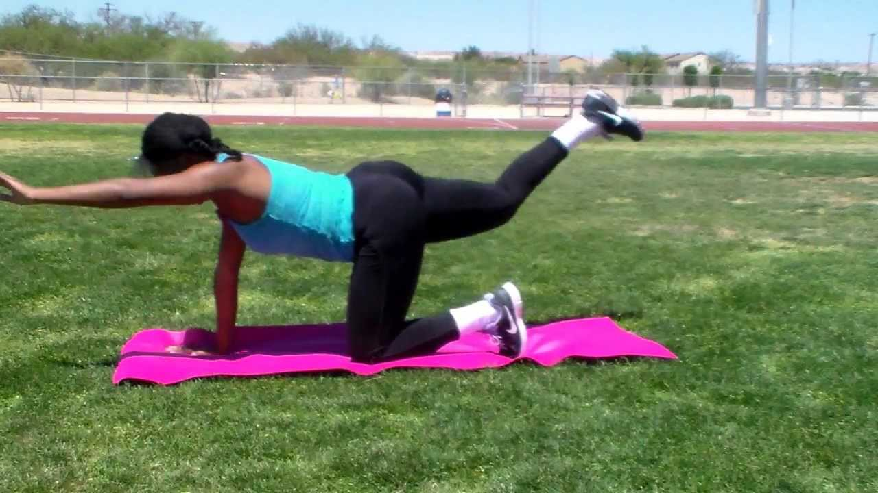 How To Get Wider Hips 2 - YouTube
