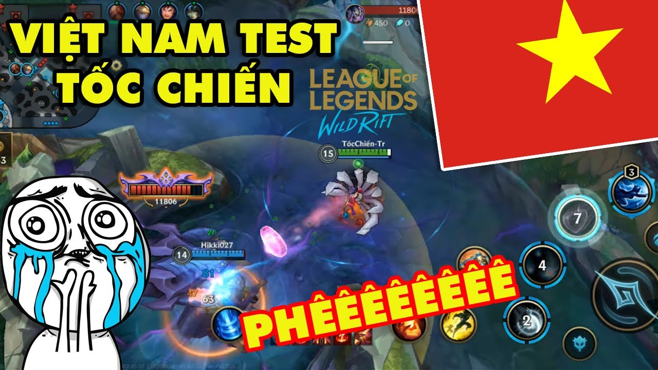 Cảm xúc game thủ Việt lần đầu trải nghiệm LMHT: Tốc Chiến phê thật sự   League of Legends Wild Rift