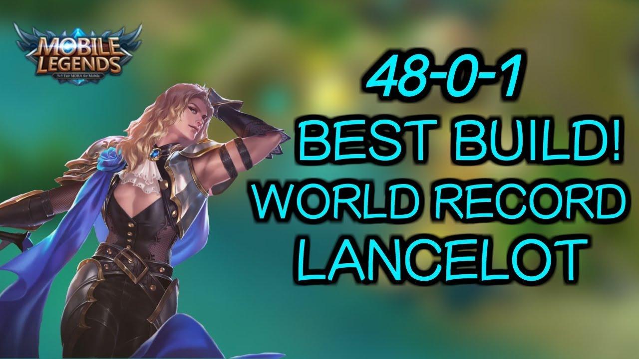 Lancelot Savage Build    Best Build