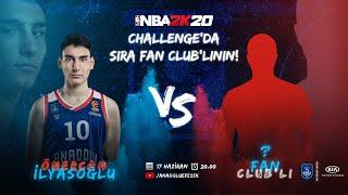 KIA İle #NBA2K20 Challenge: Ömercan İlyasoğlu vs. Fan Club'lı Derin Acun