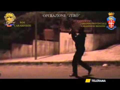 """LECCE - MESAGNE  SCU, OPERAZIONE """"ZERO"""": IN MANETTE I CAPICLAN DEL BRINDISINO"""