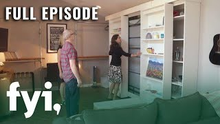 Tiny House Hunting: A Tiny Couple's Retreat in Louisville (S4, E13) | Full Episode | FYI