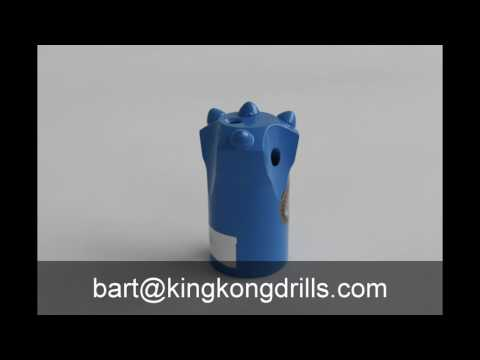 Taper Rock Drill Button Bits Supplier