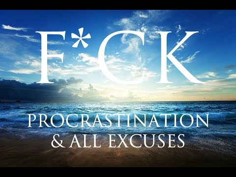 I AM Affirmations ➤ F*ck Procrastination & All Excuses | Solfeggio 852 & 963 Hz ⚛ Stunning Nature