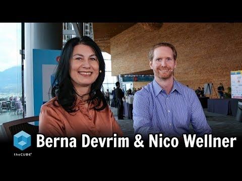 Berna Devrim & Nico Wellner   OpenStack Summit 2018