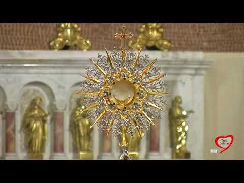 Con il Dio della Vita... Adorazione Eucaristica - 02 Ottobre 2020