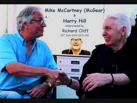 Mike McCartney & Harry Hill interviewed by  Richard Oliff