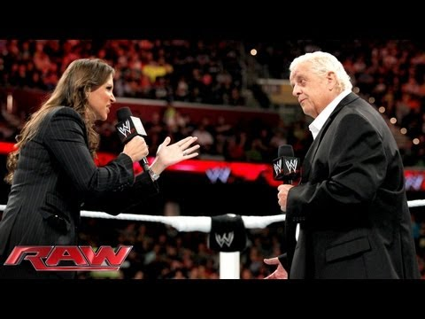 Big Show knocks out WWE Hall of Famer Dusty Rhodes: Raw, Sept. 16, 2013 Travel Video