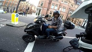 Road Trip To Central London On A Yamaha Yfz450R + Raptor 700 Quad Bike Part 2