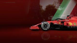F1 2020 Espor Thrustmaster TREL İtalya GP