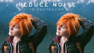 Reduce Noise & Sharpen Photos - Photoshop Tutorial [Photoshopdesire.com]