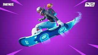 FORTNITE DRIFTBOARD IS HERE!! Playing with Subs! (USE CODE: OUTSIDER_JR)