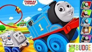 Thomas & Friends Minis - Children Games | TRAIN SET BUILDER