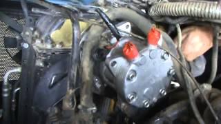 Ремонт и заправка кондиционера трактора МТЗ(Ремонтировали трактор и решил выставить на осмотр., 2015-05-27T19:33:34.000Z)