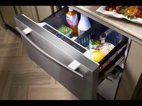 Integrated Undercounter Fridge With Freezer Compartment