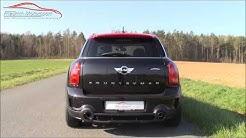 Friedrich Motorsport Sportauspuff Mini Countryman JCW R60 - 70mm Downpipe + Anlage