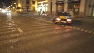 Tbilisi, Georgia, Night Drift by George Sarisvili   Focus Production