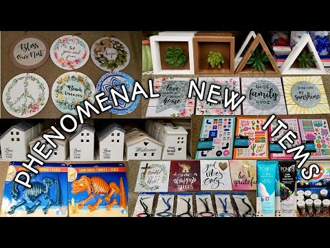 Come With Me To ~2~ PHENOMENAL Dollar Trees/ FANTASTIC NEW ITEMS/ WOW! Jan 15