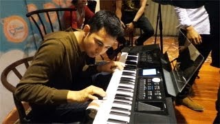 Gambar cover MyMusic Update - Raffi Ahmad Jago Main Keyboard