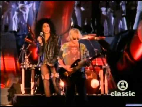 Cher If I could Turn Back Time Heart of...
