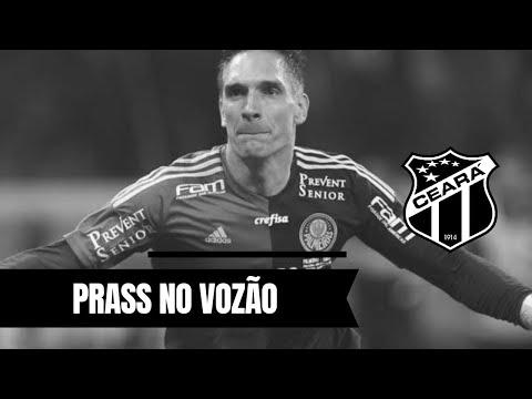 Fernando Prass é o novo goleiro do Ceará / Bastidores do acerto com o ídolo palmeirense