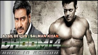 Dhoom 4 | Salman Khan And Ajay Devgn Coming Together In Dhoom 4 | Ajay Devgn | Salman Khan | 2020