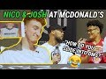 Nico Mannion & Josh Green Talk Their NEW HOUSE, Going To A Party School, & SLIDING In DMs! JOKES 😭