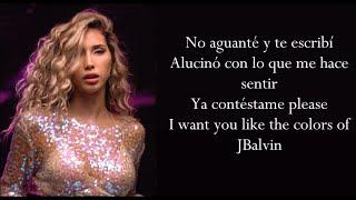 ME LLAMAS (Letra) MAYKEL ft ANA PAULA