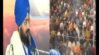 Sant Baba Ranjit Singh (Dhadrian Wale) - Baj Guru Dooba Sansar (Live Recording On 7.3.14)
