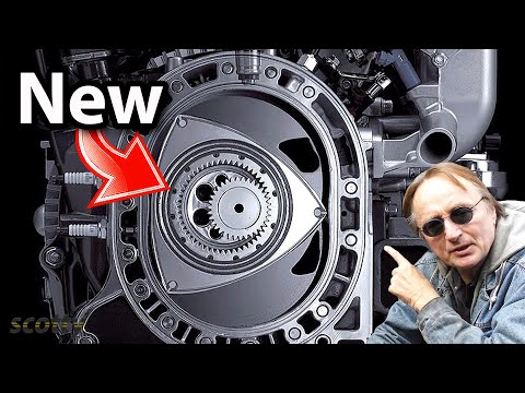 Mazda Just Changed the Game with This New Rotary Engine