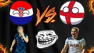 Memy po meczu Chorwacja - Anglia 2:1 #19