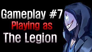 Dead by Daylight - Gameplay #7 Playing as The Legion