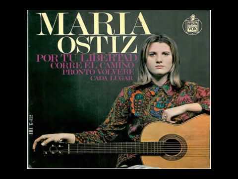 María Ostiz - Niña Rianxeira