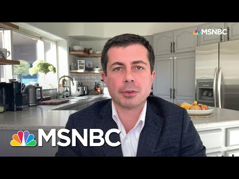 'The American People Spoke': Buttigieg Praises Biden As He Is Projected President-Elect | MSNBC