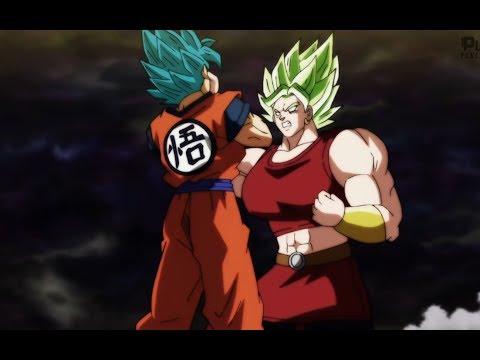 Dragon Ball Super - Goku vs. Kale (Episódio 100) Legendado PT-BR HD