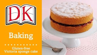 Gluten Free Recipes: Victoria Sponge Cake